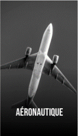 FGM expert dans le secteur aéronautique