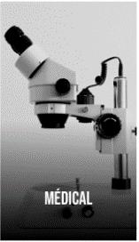 FGM GROUP, conception, fabrication, assemblage de pièces primaires ou de sous-ensembles expert dans le secteur médical