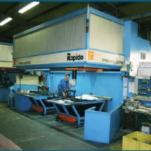 SOCERP atelier de découpe laser